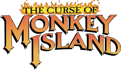 The Curse of Monkey Island / Title / Logo