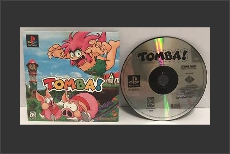 Tomba USA Demo Disc