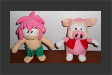 Tombi Promotional Plush Promo Peluches