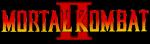 Mortal Kombat II / Arcade / Coin-Op / Mame / Title / Logo