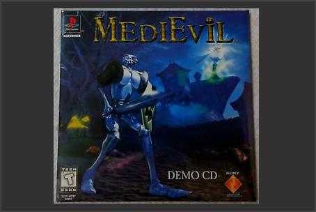MediEvil Demo Disc USA