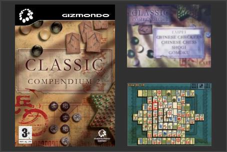 Classic Compendium 2 Gizmondo Game