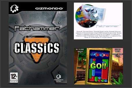 Fathammer Classics Gizmondo Game