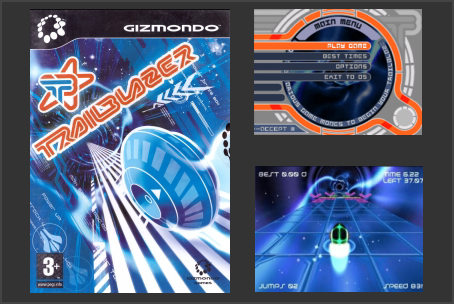 Trailblazer Gizmondo Game